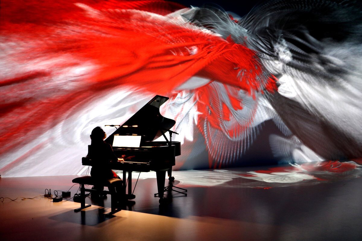 Pianographique | Live at Brussels