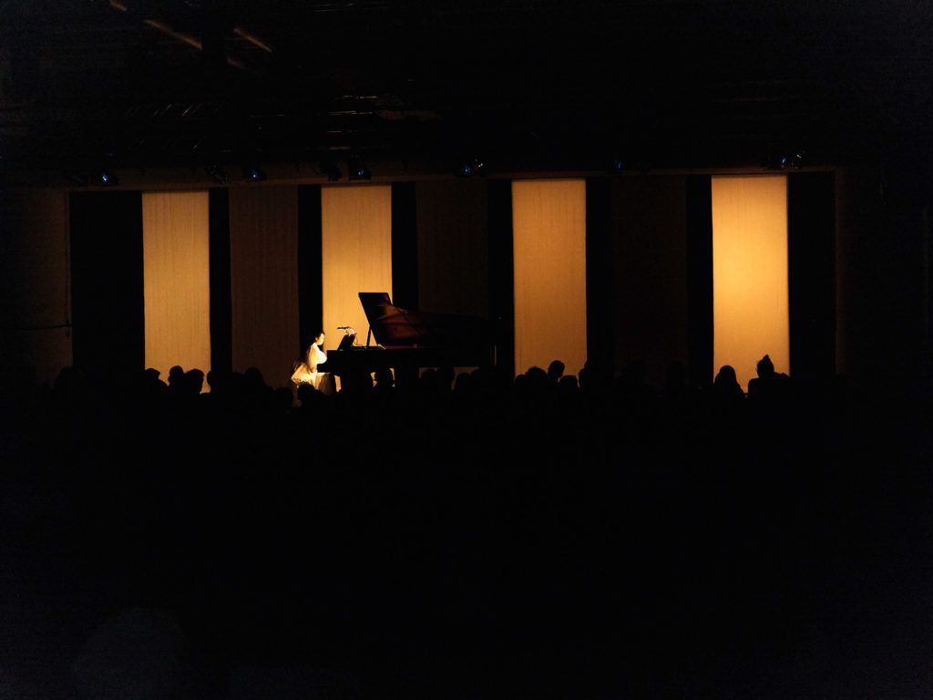 MISHIMA Premiere at ars electronica MUSIC MONDAY