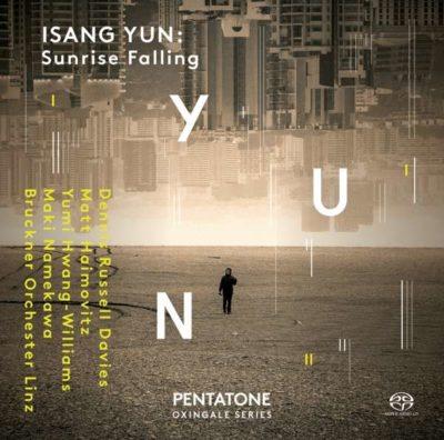 Isang Yun Sunrise Falling Pentatone Oxingal Series
