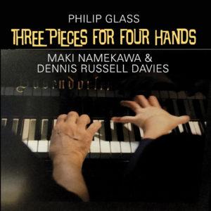 Namekawa/Davies | Three Pieces For Four Hands