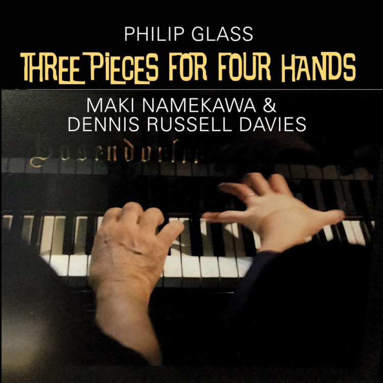 Namekawa/Davies | Three Pieces For Four Hands