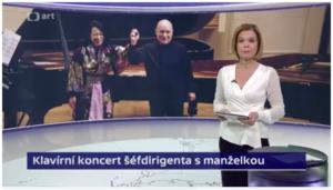 Namekawa / Davies on Czeck TV