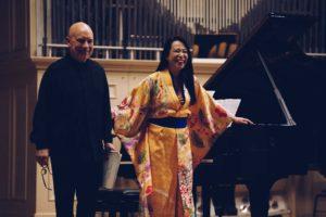 Namekawa / Davies at Filharmonie Brno 23.3.2019_foto_Vojtěch_Kába
