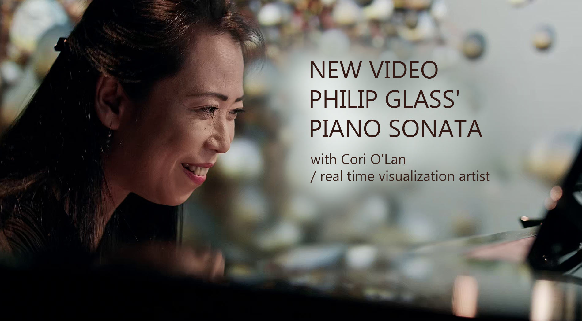 New Video Philip Glass' Piano Sonata